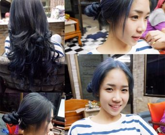 Beauty Salon hair color