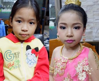 Beauty Salon Make up